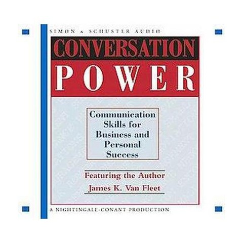Conversation Power (Abridged) (Compact Disc)