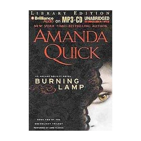 Burning Lamp (Unabridged) (Compact Disc)