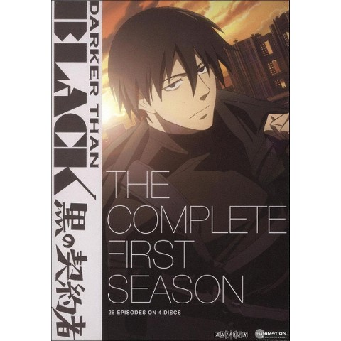 Darker Than Black: The Complete First Season (4 Discs)
