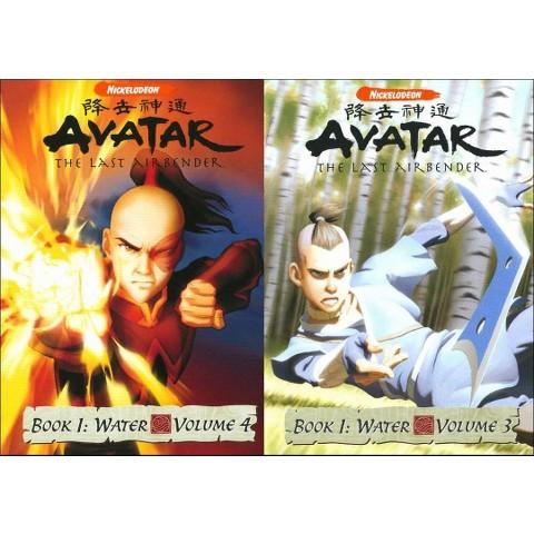 Avatar - The Last Airbender: Book 1 - Water, Vols. 3 & 4 (2 Discs)