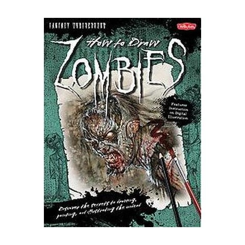 How to Draw Zombies (Paperback)