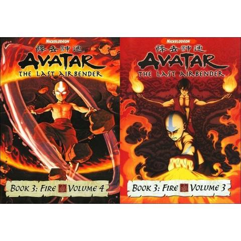 Avatar - The Last Airbender: Book 3 - Fire, Vols. 3 & 4 (2 Discs)