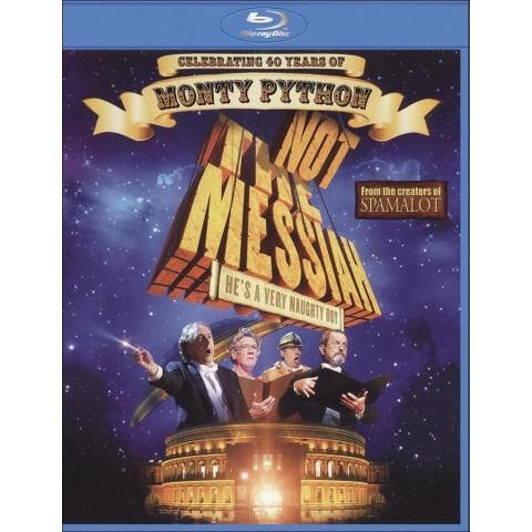 Not the Messiah (He's a Very Naughty Boy) (Blu-ray) (Widescreen)