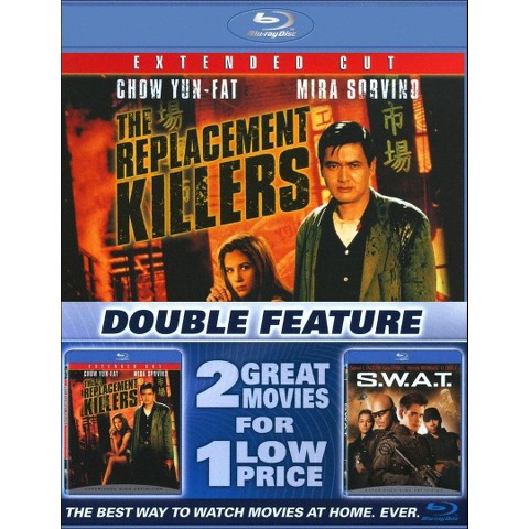 The Replacement Killers/S.W.A.T. (2 Discs) (Blu-ray) (Widescreen)