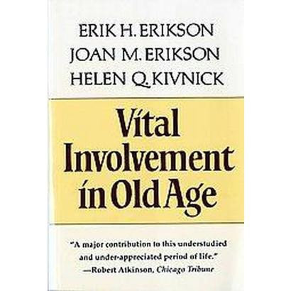 Vital Involvement in Old Age (Reissue) (Paperback)