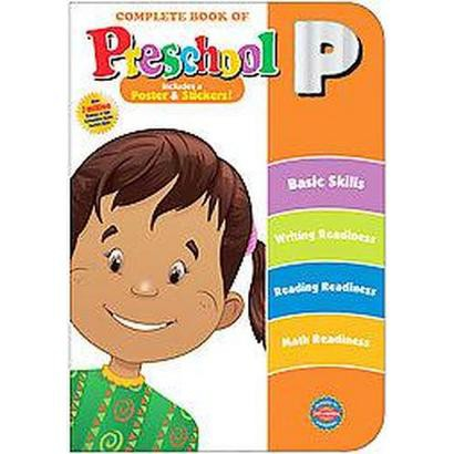 Complete Book of Preschool (Paperback)