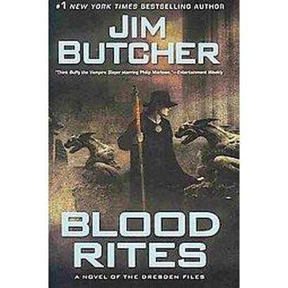 Blood Rites (Reissue) (Hardcover)