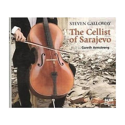 The Cellist of Sarajevo (Unabridged) (Compact Disc)