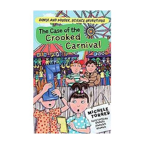 The Case of the Crooked Carnival (Paperback)