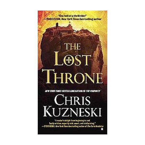 The Lost Throne (Reprint) (Paperback)