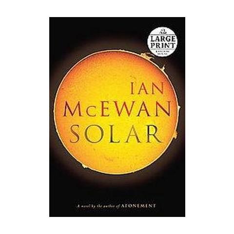 Solar (Large Print) (Paperback)