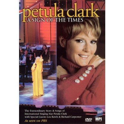 Petula Clark: A Sign of the Times (Widescreen)