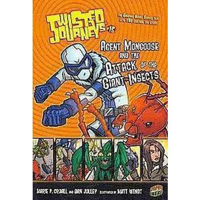 Agent Mongoose and the Attack of the Giant Insects (Paperback)
