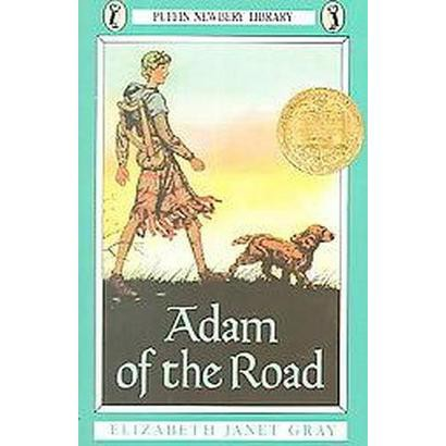 Adam of the Road (Reprint) (Paperback)
