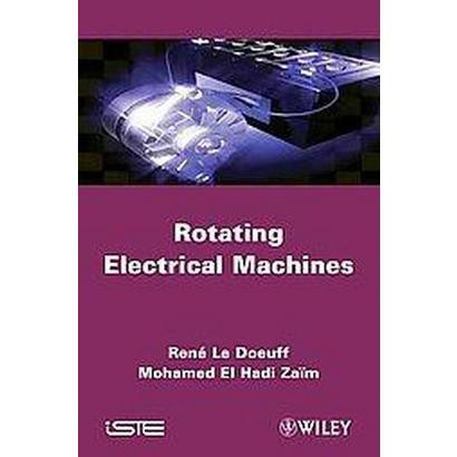Rotating Electrical Machines (Hardcover)