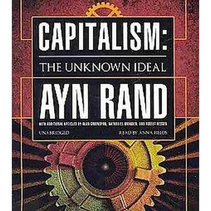 Capitalism (Unabridged) (Compact Disc)