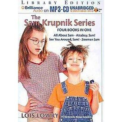 The Sam Krupnik Series (Unabridged) (Compact Disc)