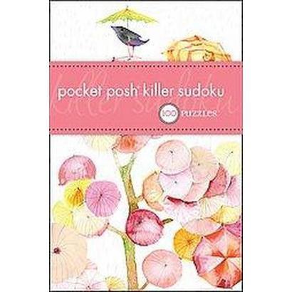 Pocket Posh Killer Sudoku (Paperback)