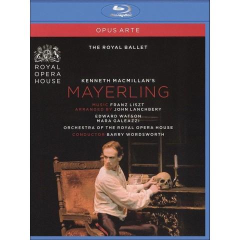 Mayerling (Blu-ray) (Widescreen)