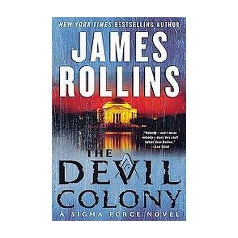 The Devil Colony (Hardcover)