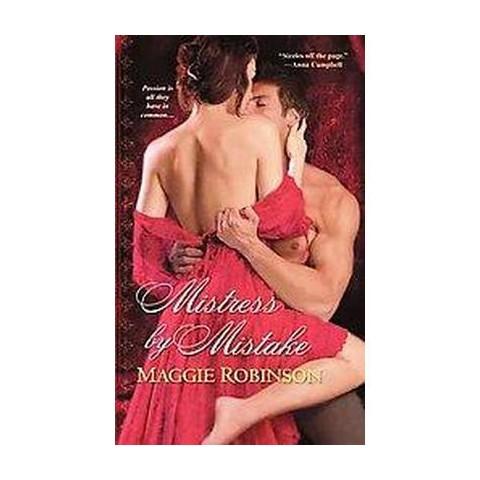 Mistress by Mistake (Paperback)