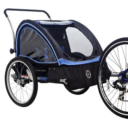 Schwinn Trailblazer Double Bicycle - Blue/Black