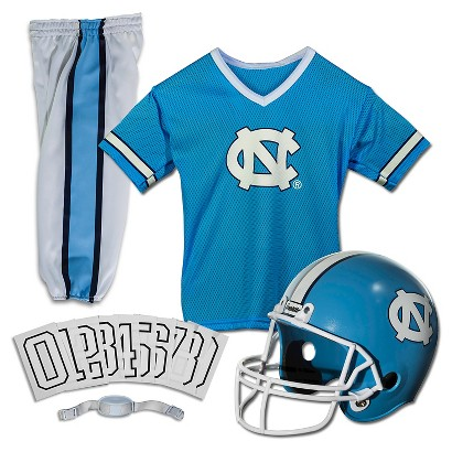 Image of Franklin Sports North Carolina Deluxe Uniform Set - Small