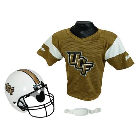 Franklin Sports Central Florida Helmet/Jersey set- OSFM ages 5-9