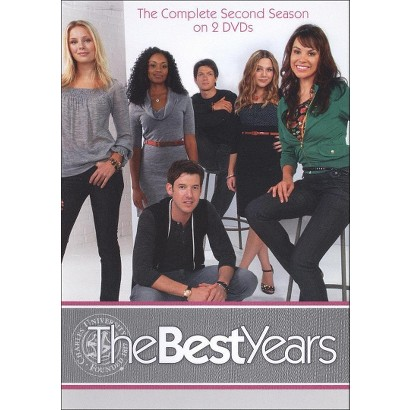 The Best Years: The Complete Second Season (2 Discs) (Widescreen)