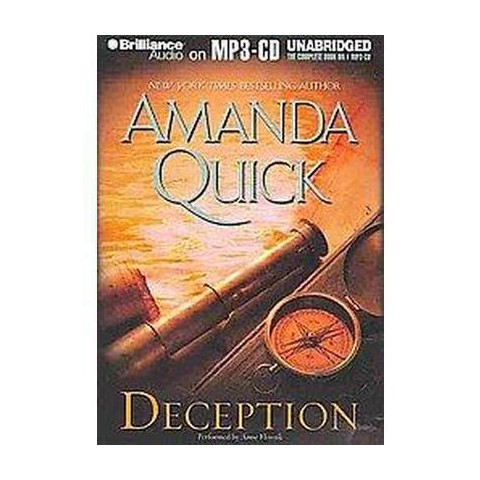 Deception (Unabridged) (Compact Disc)