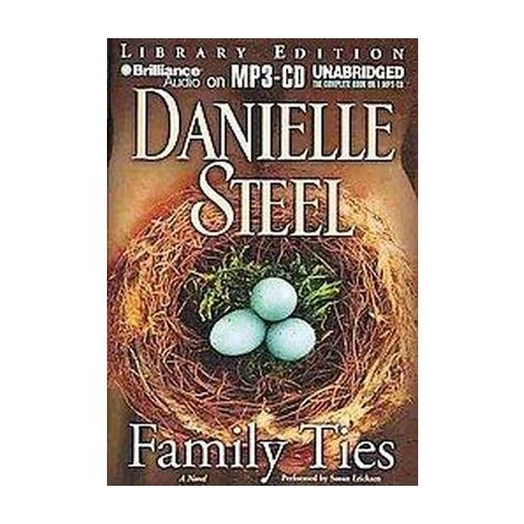 Family Ties (Unabridged) (Compact Disc)