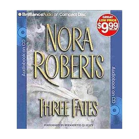 Three Fates (Abridged) (Compact Disc)