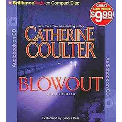 Blowout (Abridged) (Compact Disc)