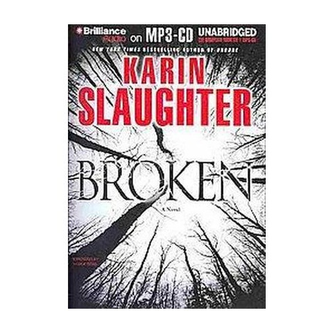 Broken (Unabridged) (Compact Disc)