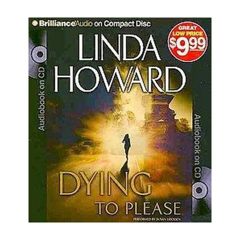 Dying to Please (Abridged) (Compact Disc)