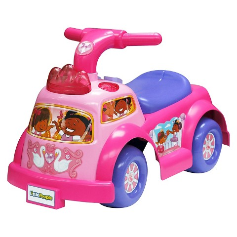 Fisher-Price® Little People Lil' Princess Ride-On