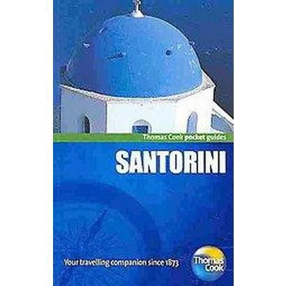 Thomas Cook Pocket Guides Santorini (Paperback)