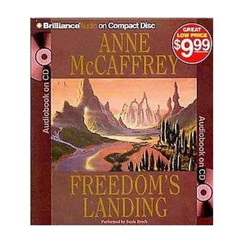 Freedom's Landing (Abridged) (Compact Disc)