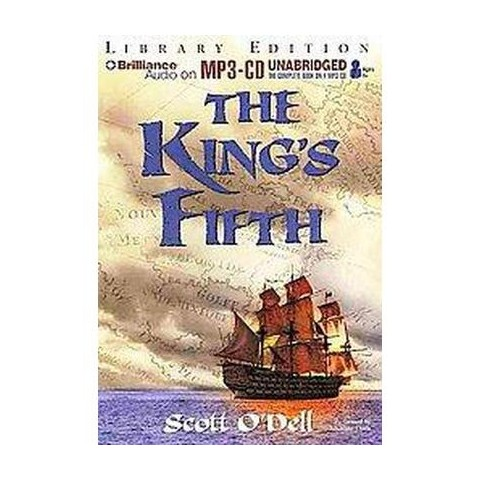 The King's Fifth (Unabridged) (Compact Disc)