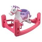 Starlight Rockin' Rider 3-in-1 Animated Plush Bouncer/Rocker/Spring Horse
