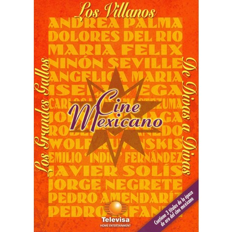 Cine Mexicano DVD 3 Pack (3 Discs)