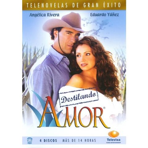 Destilando Amor (4 Discs)