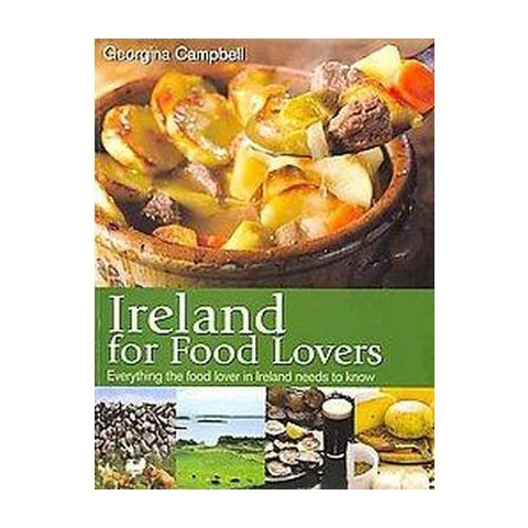 Ireland for Food Lovers (Paperback)
