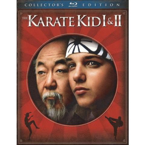 The Karate Kid/The Karate Kid Part II (Blu-ray) (Widescreen)