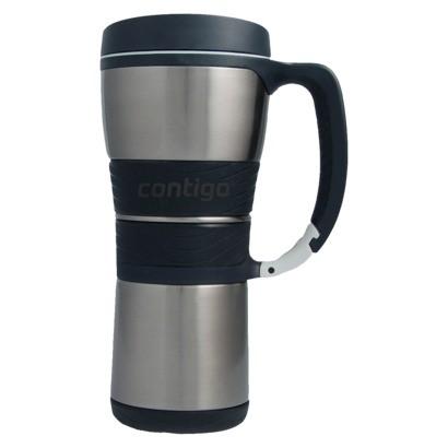 Contigo Extreme Travel Mug - Silver (16 oz)
