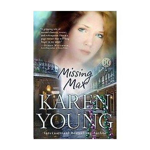 Missing Max (Paperback)