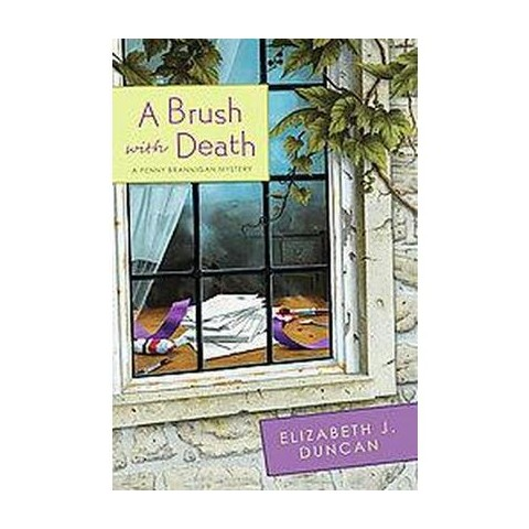 A Brush With Death (Hardcover)