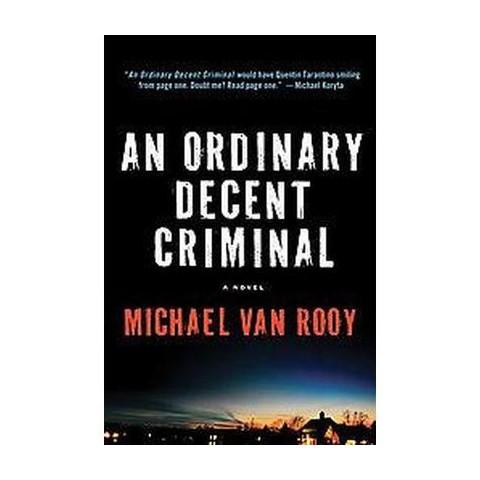 An Ordinary Decent Criminal (Hardcover)