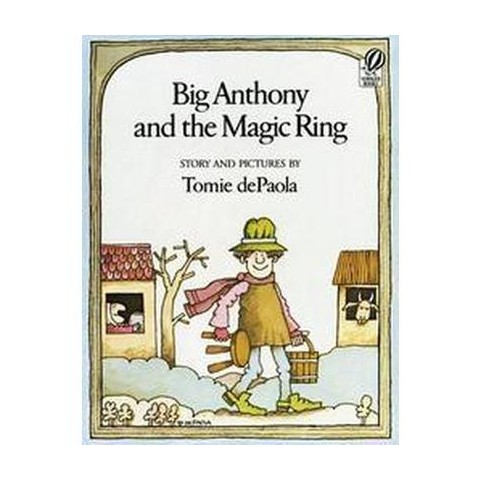Big Anthony and the Magic Ring (Reissue) (Paperback)