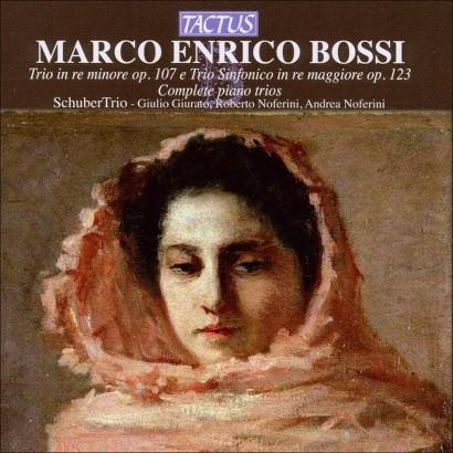 Marco Enrico Bossi: Complete Piano Trios